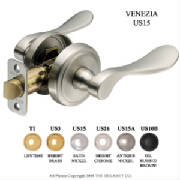 View our EZ Set Solid Brass Levers